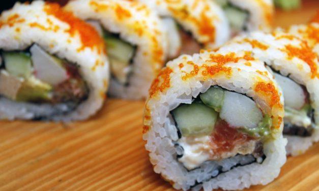 Jak i ile gotować ryż do sushi